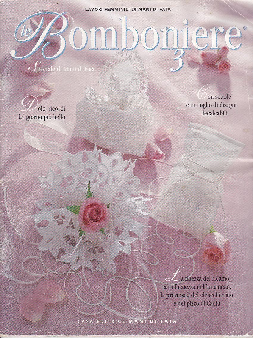 Eccezionale Lavori femminili - ricamo - uncinetto - maglia - cucito PO37