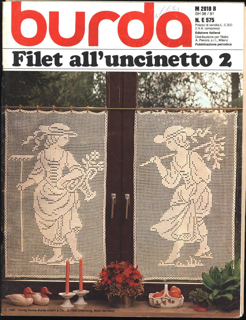 Burda Uncinetto Numeri Speciali Monografici